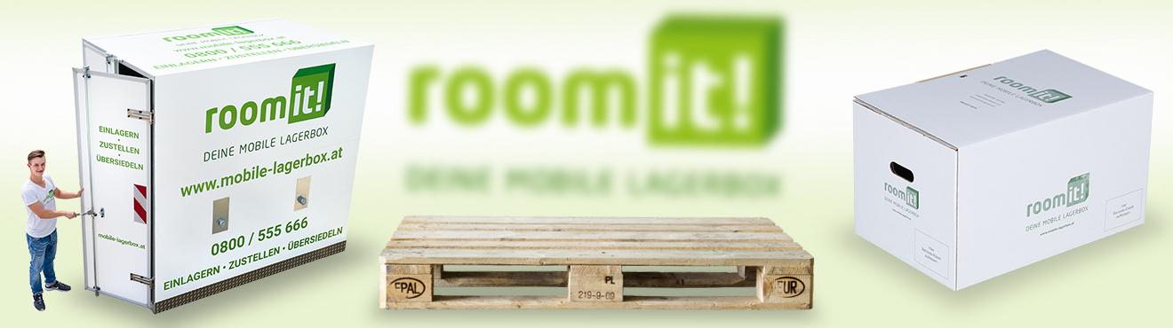 RoomIT Günstiger Lagerraum